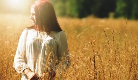 Пшеница, Поле, Солома, Лето, Сельская местность